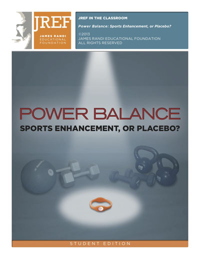 Power Balance: Sports Enhancement, or Placebo?