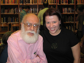 A B Kovacs and James Randi