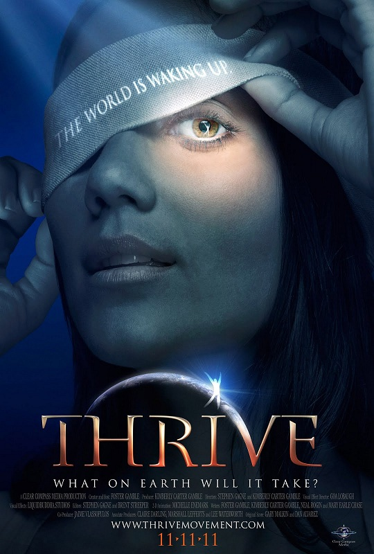 Thrive Movie Poster